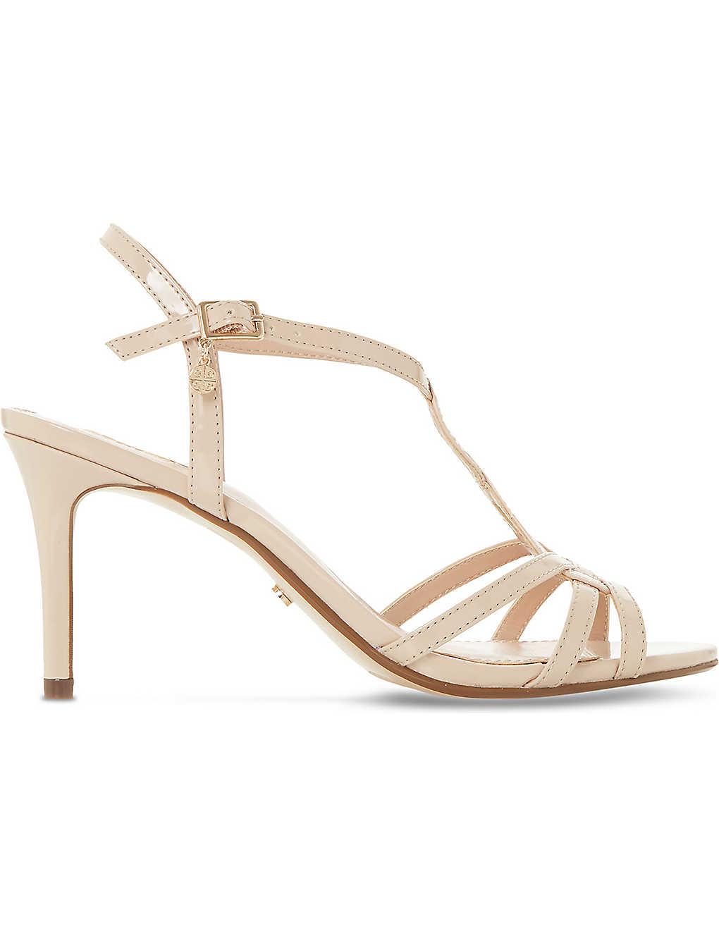 d011541ee5ab0 DUNE - Miniee strappy heeled sandals | Selfridges.com