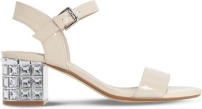 7fc29da4fb1 DUNE - Harah jewelled block heel sandals