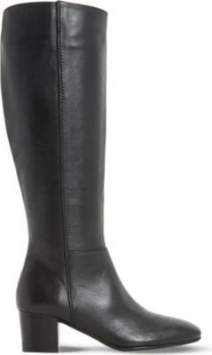 de998eda442 DUNE - Tarak leather boots