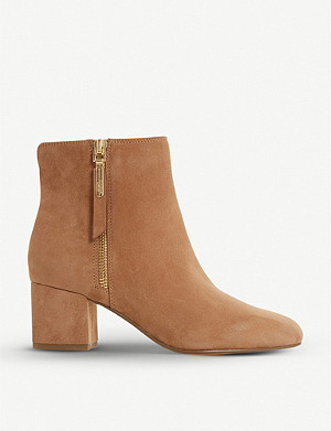 DUNE Orlla suede ankle boots