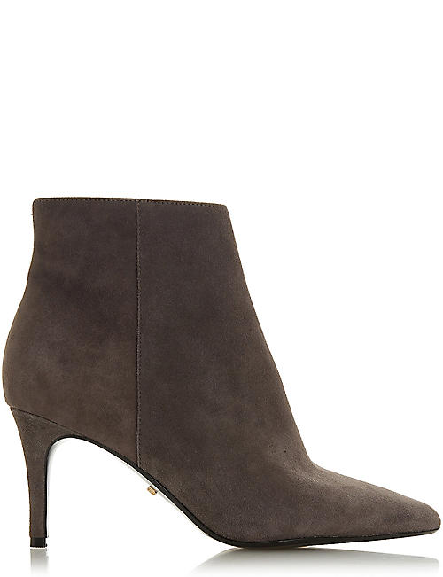 DUNE Oshaa suede ankle boots