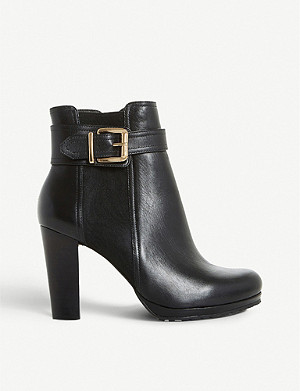 DUNE Orine leather ankle boots