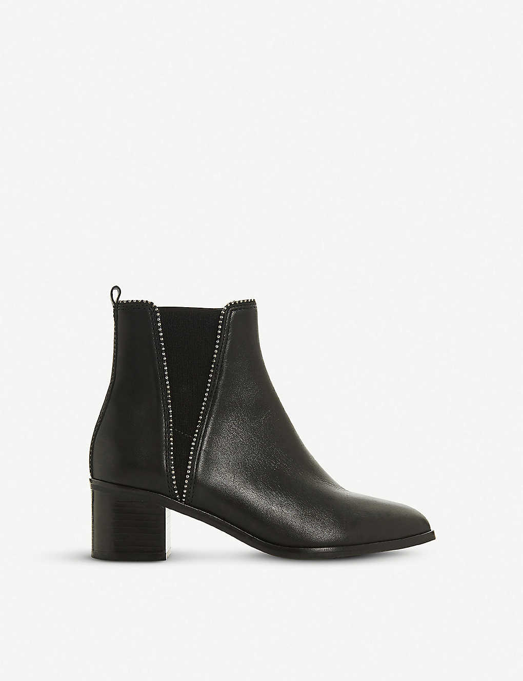 d0ab68ffd46 Portobello studded leather chelsea boots