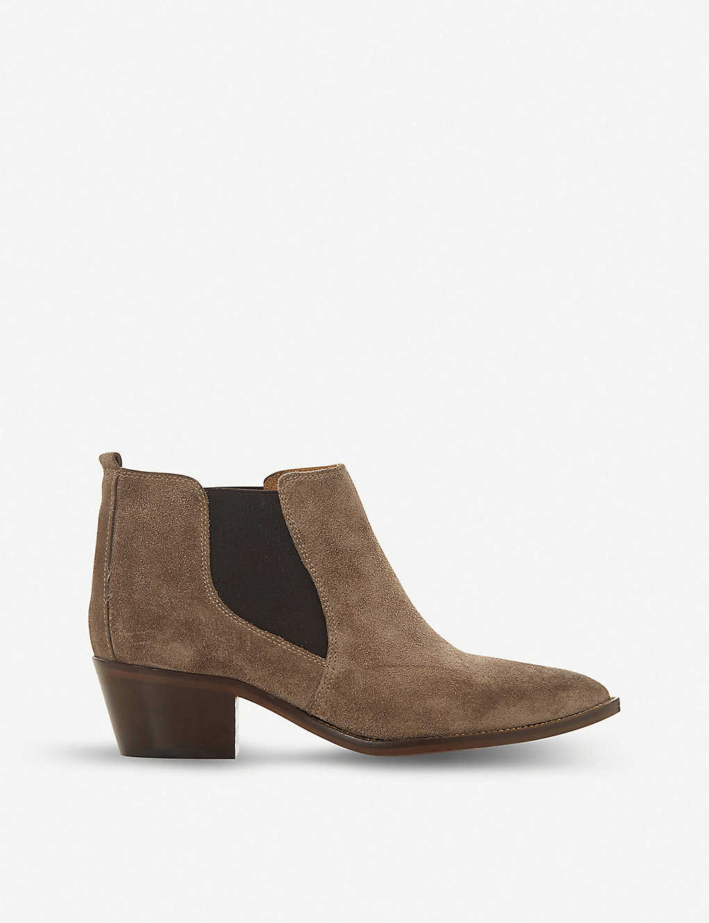 DUNE: Perbeck suede ankle boot