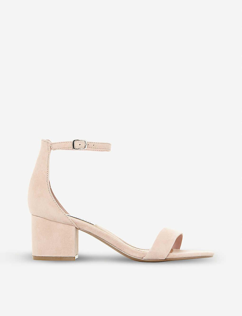 bdad1449852 STEVE MADDEN - Irenee suede heeled sandals