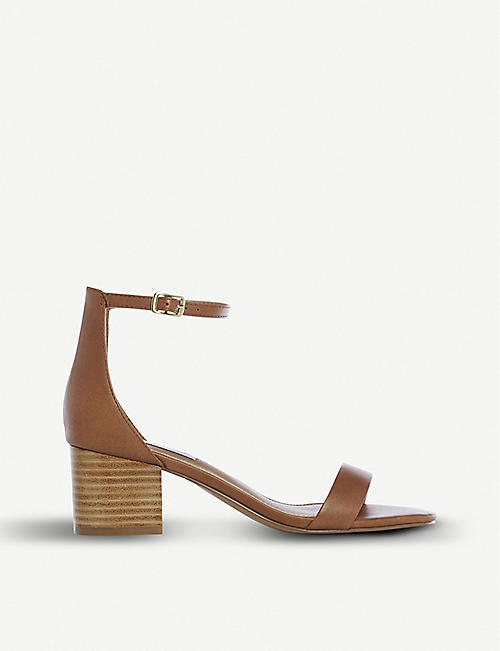 1a3255e08829 STEVE MADDEN Irenee block-heel leather sandals