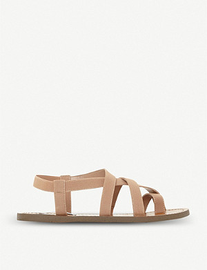 STEVE MADDEN Flexie multi-strap sandals