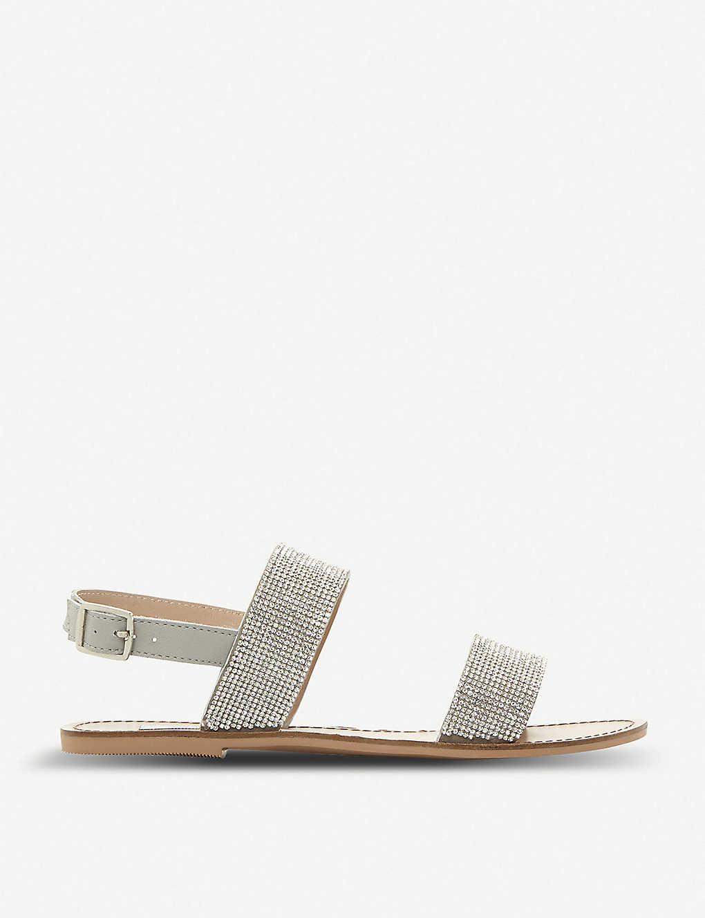 640fbc24cec STEVE MADDEN - Alea diamante sandals | Selfridges.com