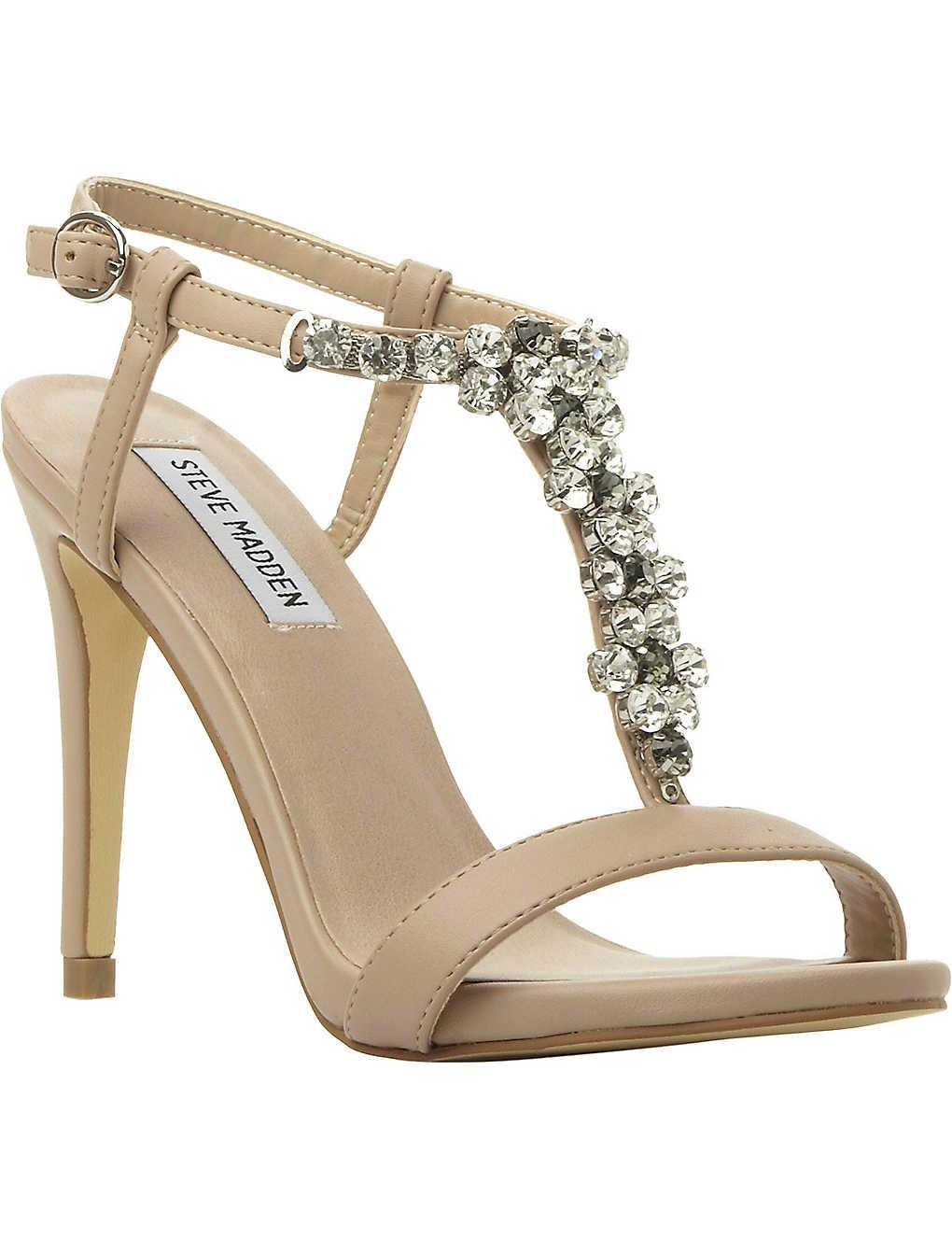 d81b919b665 Alizza jewelled heeled sandal