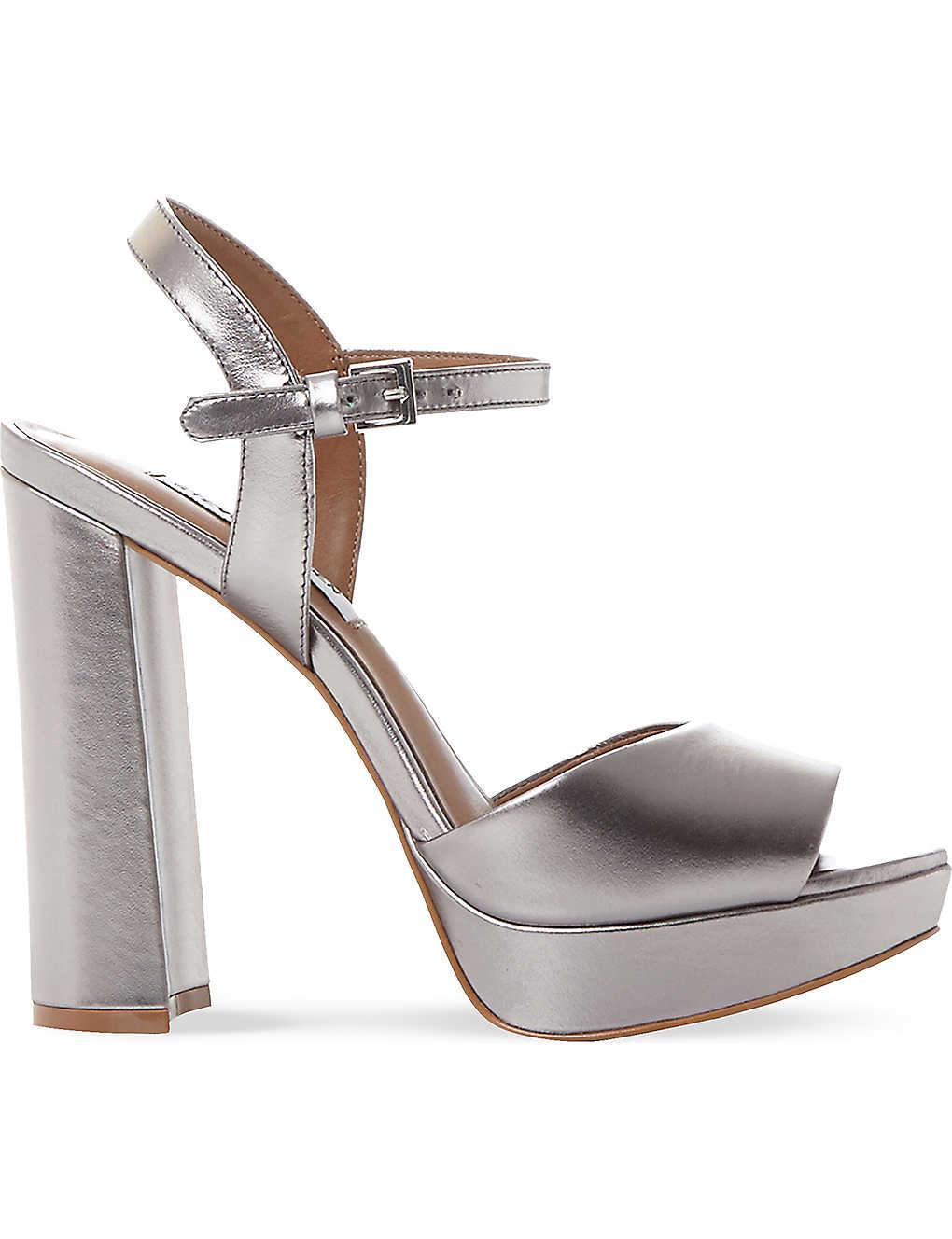 bc9bef21790 STEVE MADDEN - Kierra SM leather platform sandals | Selfridges.com
