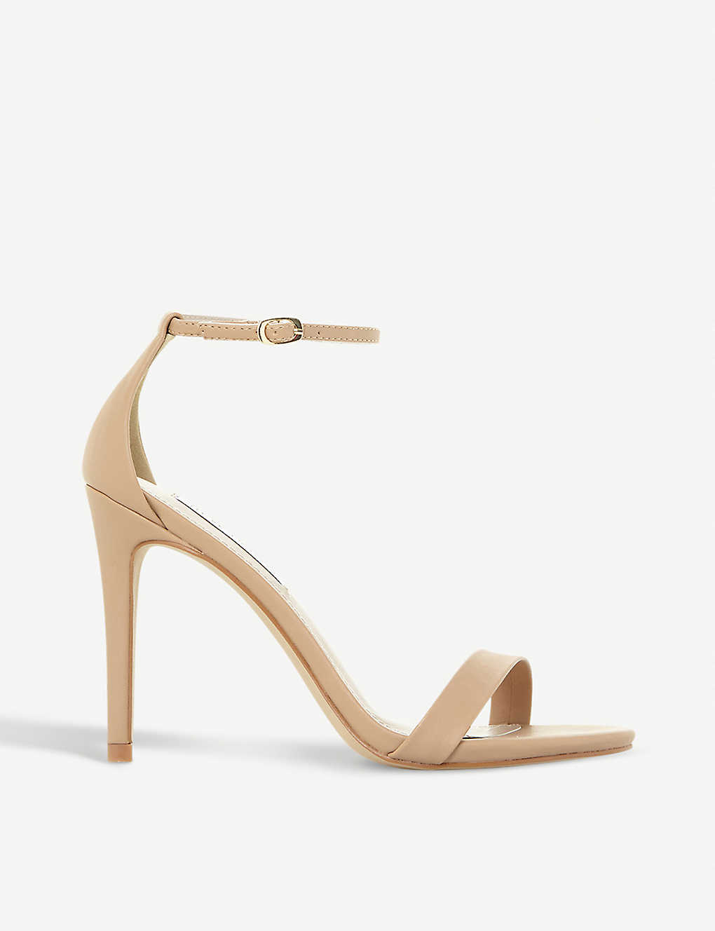 ac0cd73f28 STEVE MADDEN - Stecy SM faux-leather heeled sandals | Selfridges.com