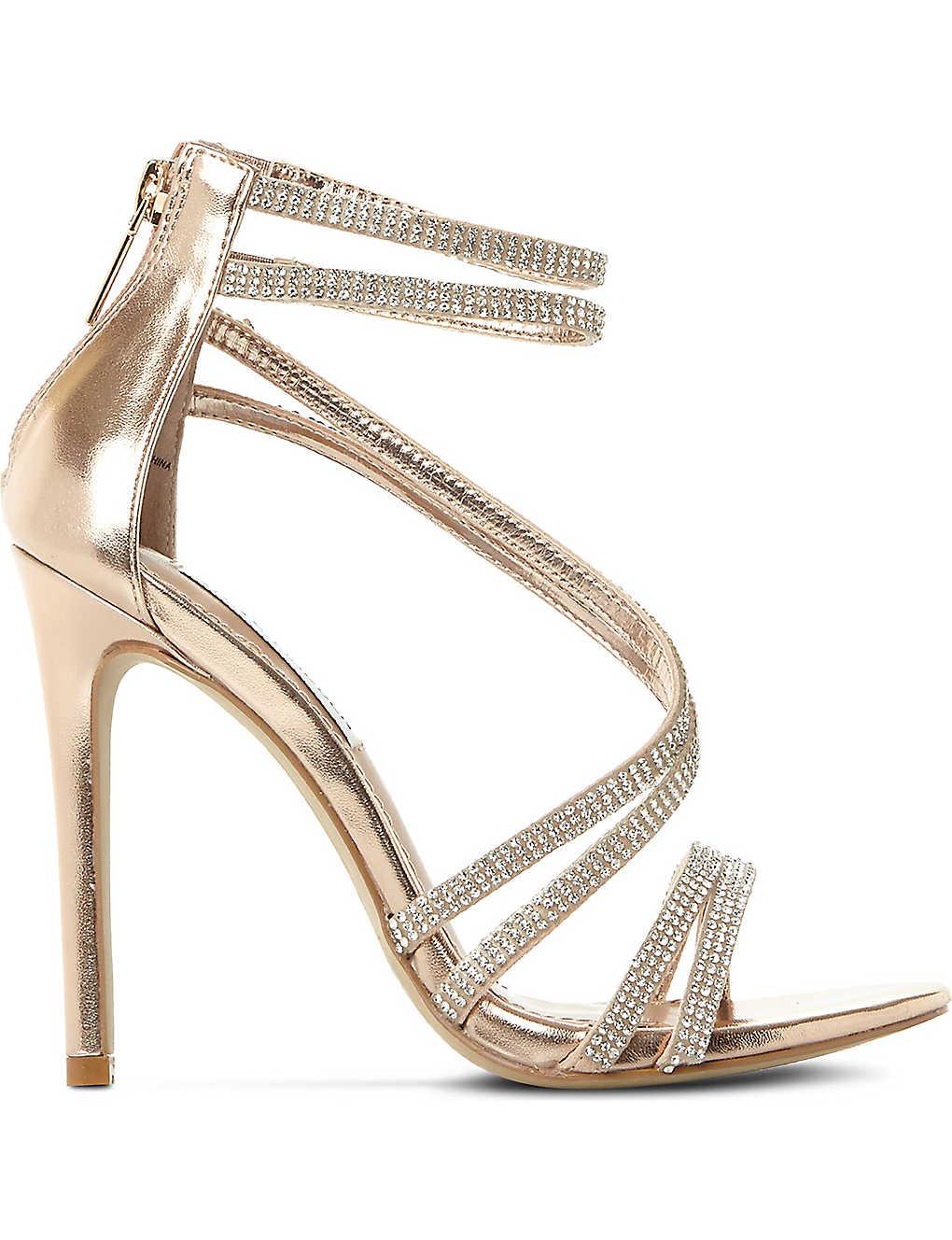 913d5acd1cd8 STEVE MADDEN - Sweetest embellished heeled sandals