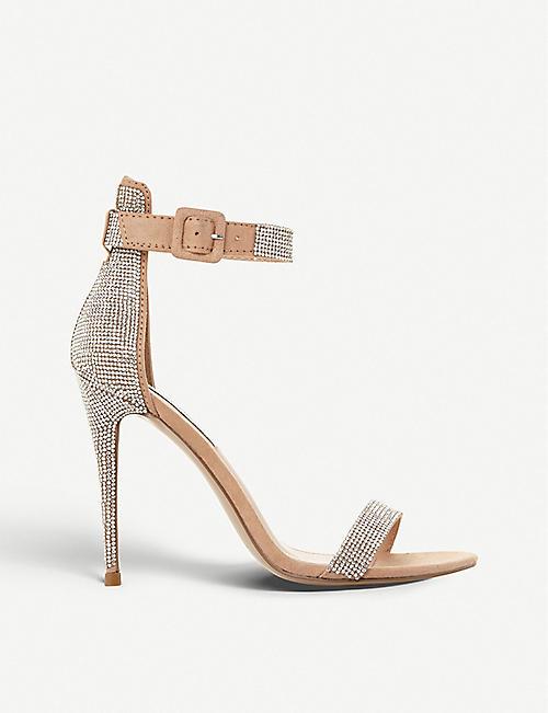 085ad554983 STEVE MADDEN - High heel - Heeled sandals - Sandals - Womens - Shoes ...