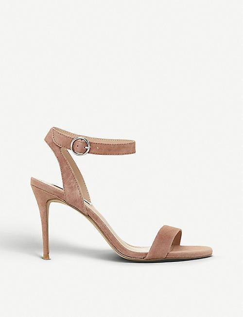 d6035a5509f3 STEVE MADDEN Strutting suede sandals
