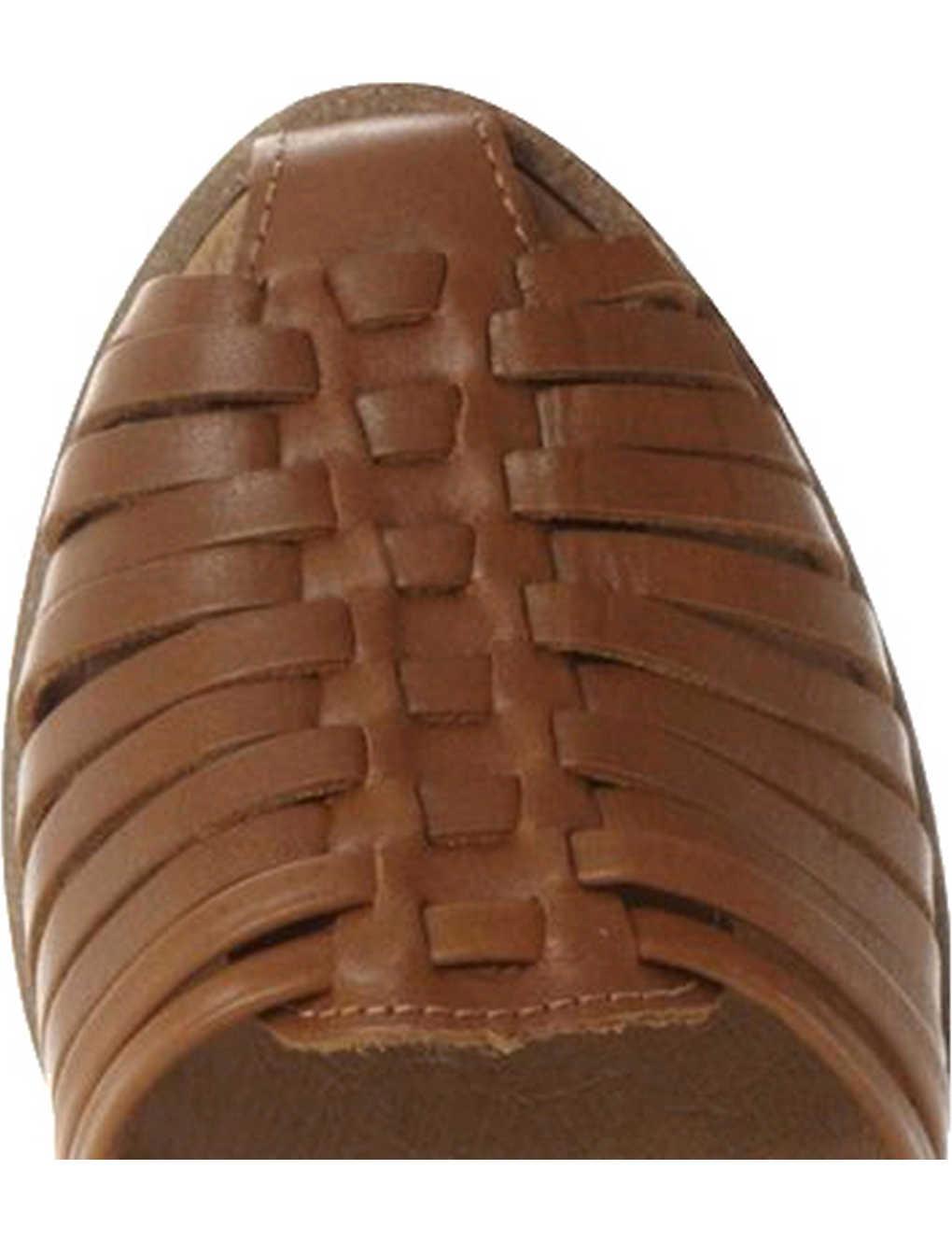 8918d98a31307 Hillarie leather huarache sandals  Hillarie leather huarache sandals ...