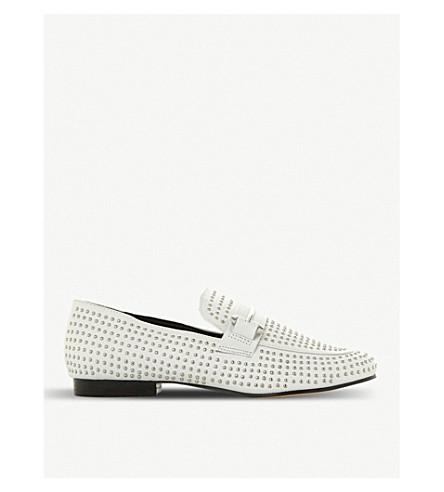 b12b851be69cdf STEVE MADDEN - Kast studded leather loafers