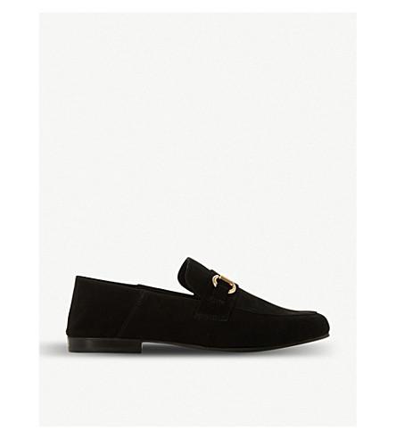 52c3d2d7f50 STEVE MADDEN Kerin Sm suede loafers (Black-leather