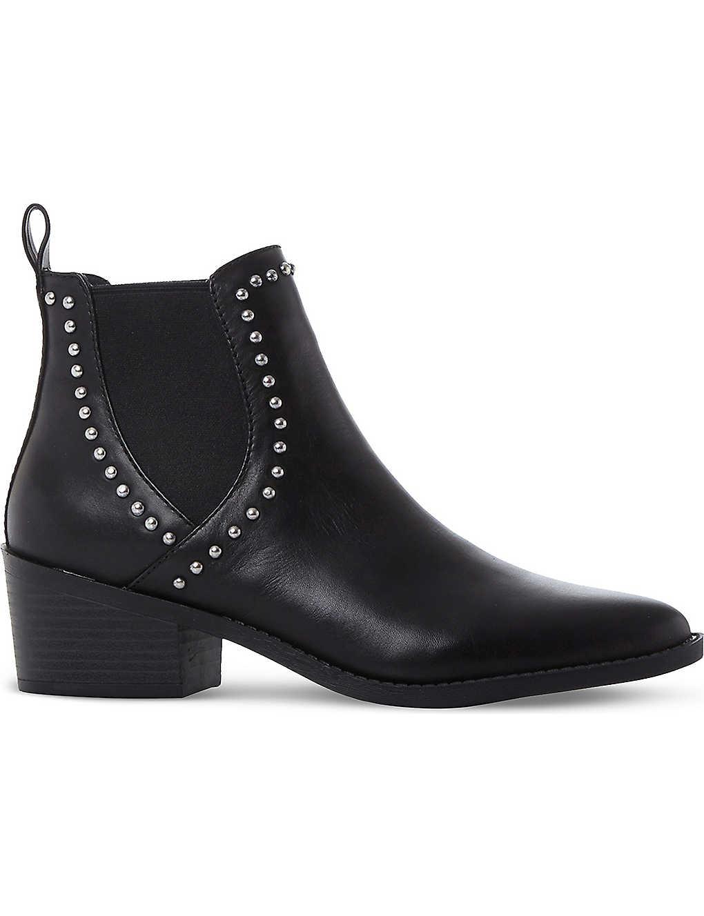 dfe272ada STEVE MADDEN - Studded leather Chelsea boots | Selfridges.com