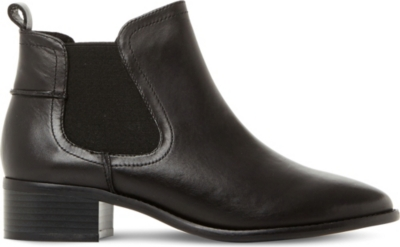 0b76875c0a5 Ladies Black Timeless Dicey Sm Leather Chelsea Boots