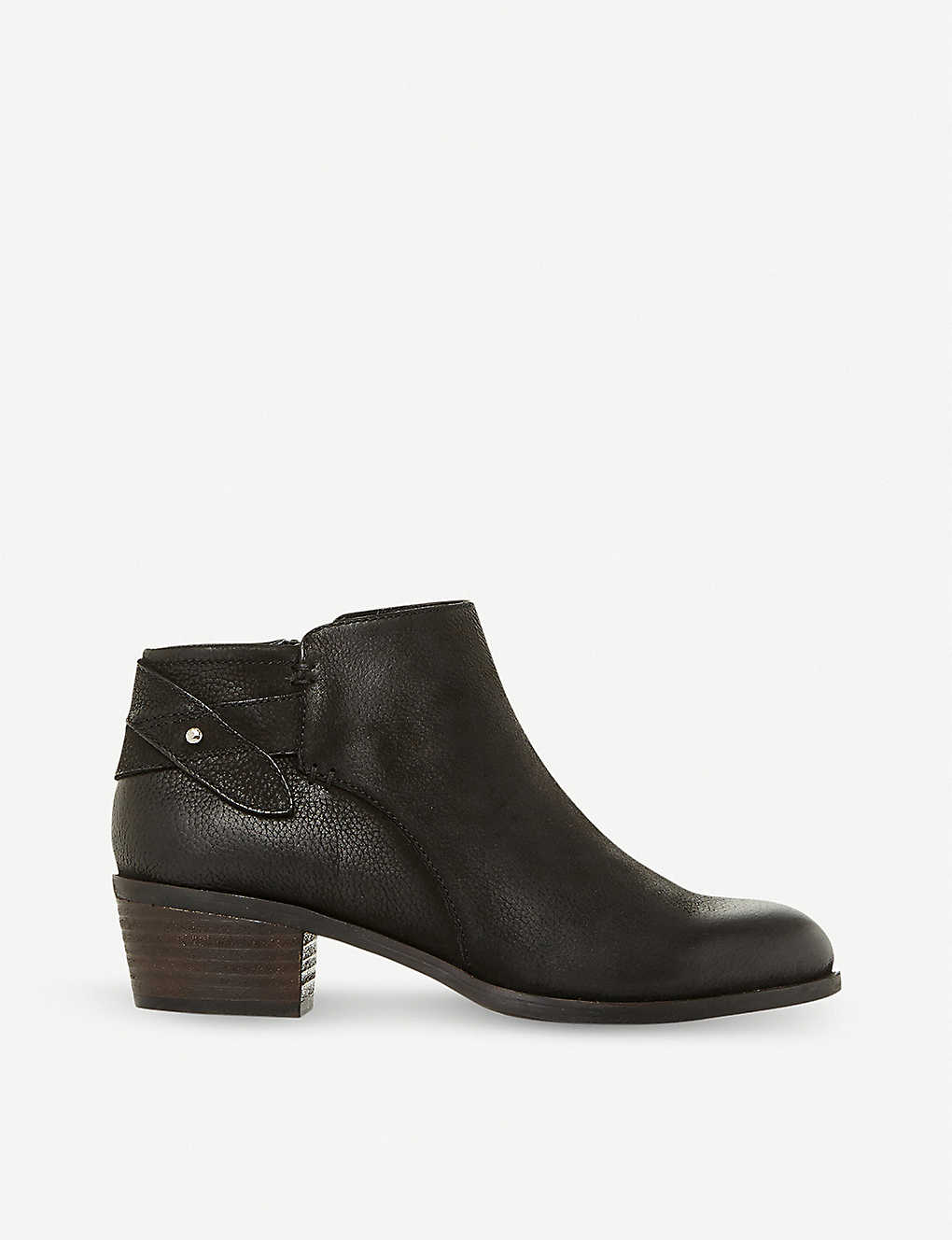 a2592bae263 Nicola SM leather ankle boot