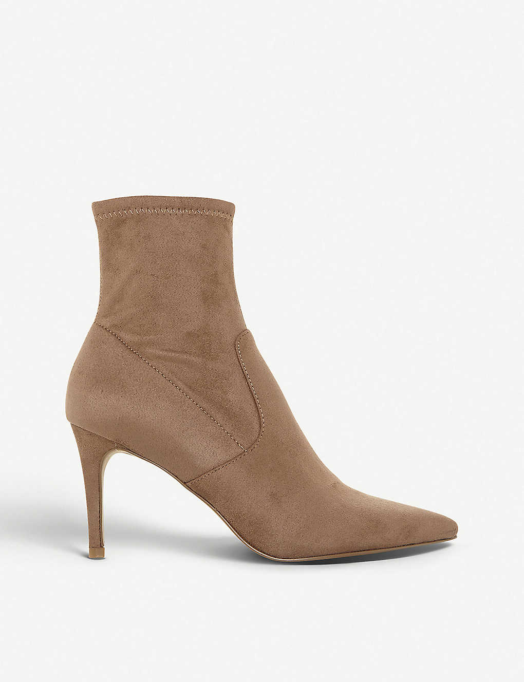 f638e875773 STEVE MADDEN - Lava suede sock-fit ankle boots | Selfridges.com