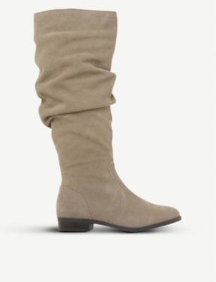 STEVE MADDEN Beacon SM suede boots
