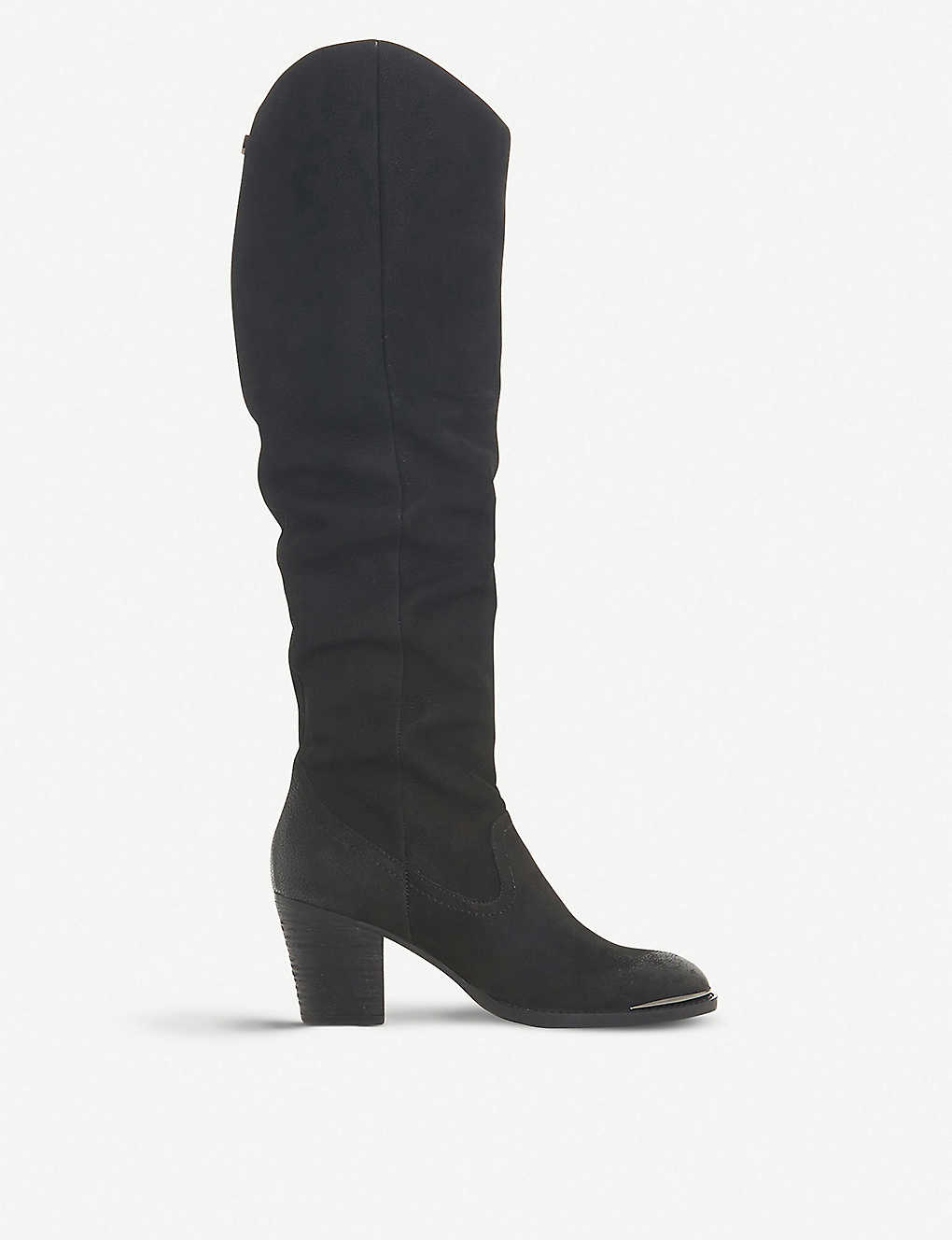 6085d29af40 Rova slouchy suede boots - Blacknubuck ...