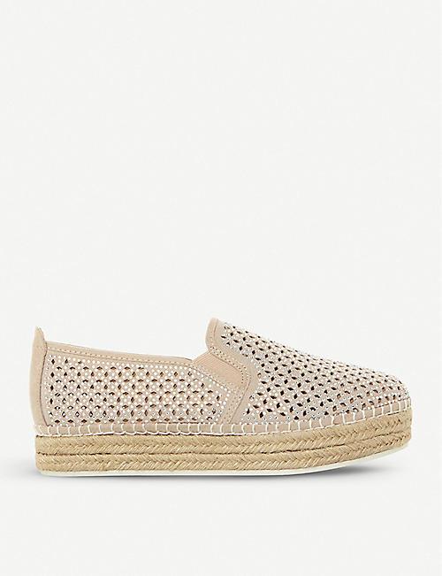 4c4e98ac0b4 STEVE MADDEN - Espadrilles - Flats - Shoes - Womens - Selfridges ...