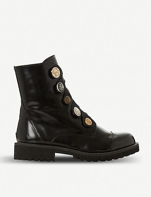 850a00fd6b8d Flat - Ankle boots - Boots - Womens - Shoes - Selfridges