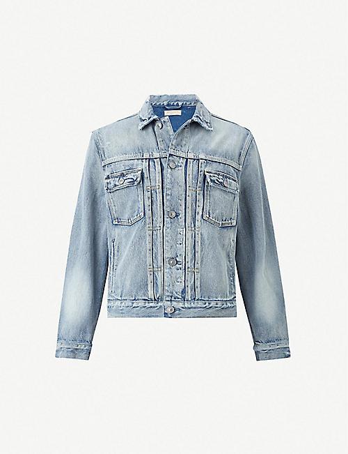 b6fca2b21f05 Denim jackets - Coats   jackets - Clothing - Mens - Selfridges ...