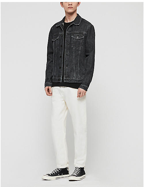 ALLSAINTS Barrio denim jacket