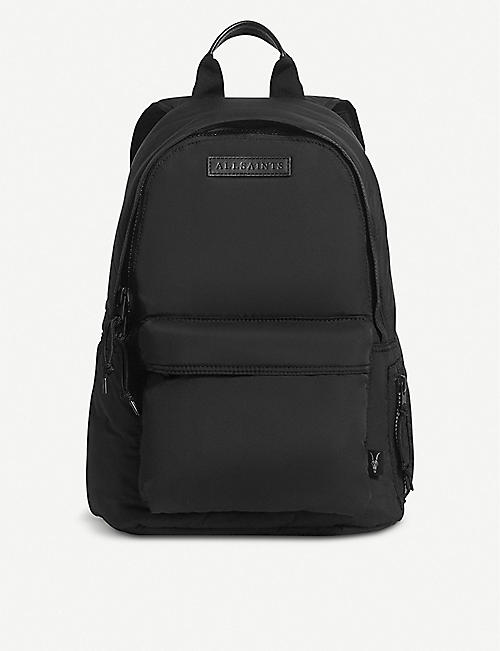 ALLSAINTS Ridge woven backpack