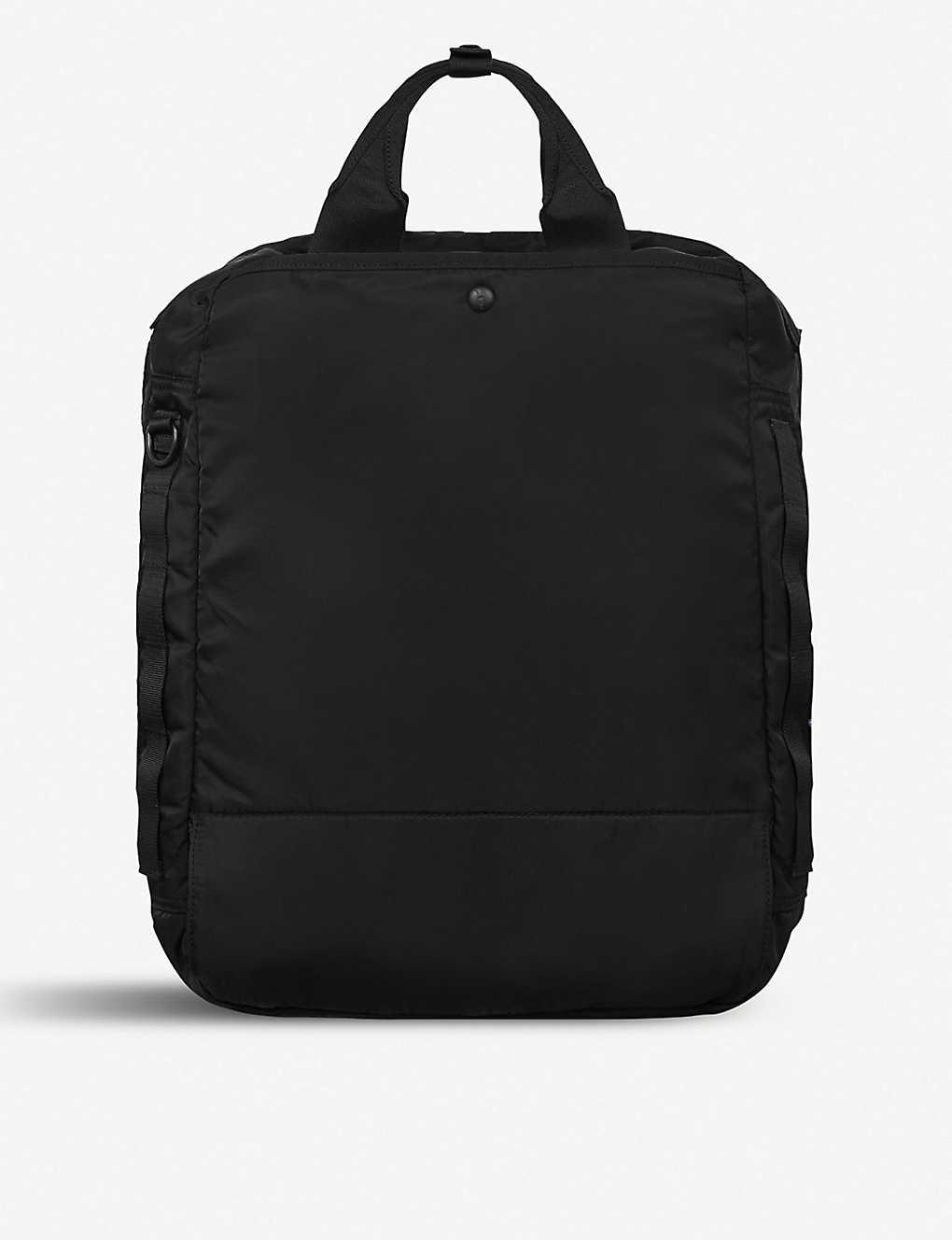 b9fd94816 ALLSAINTS - Sayre convertible shell backpack | Selfridges.com