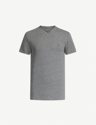 ALLSAINTS Tonic V-neck cotton-jersey T-shirt