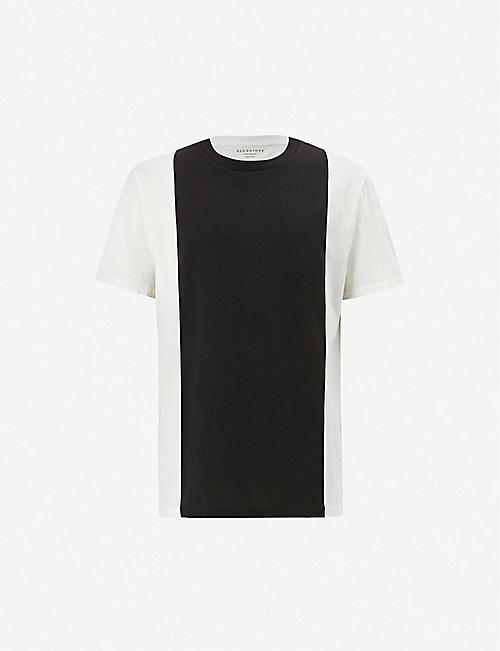 eb0d6921 ALLSAINTS - Tops & t-shirts - Clothing - Mens - Selfridges | Shop Online