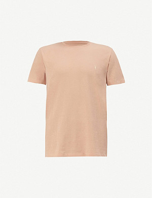 ALLSAINTS Cooper slim-fit cotton-jersey T-shirt