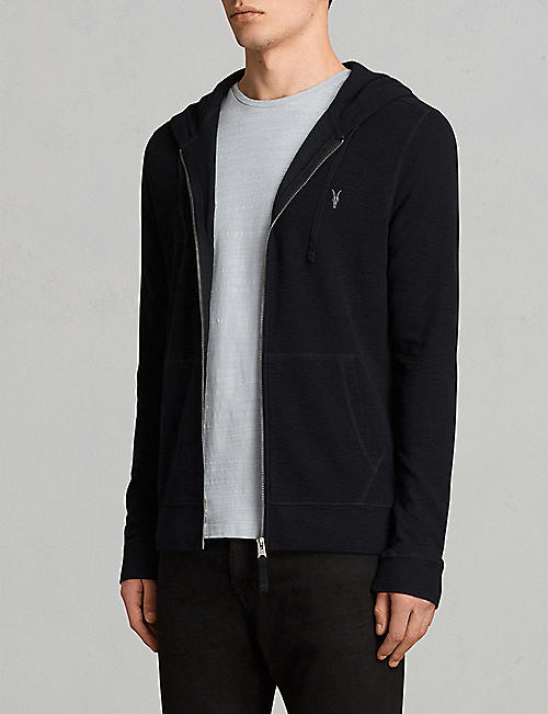 78b8af9f ALLSAINTS - Hoodies - Tops & t-shirts - Clothing - Mens - Selfridges ...