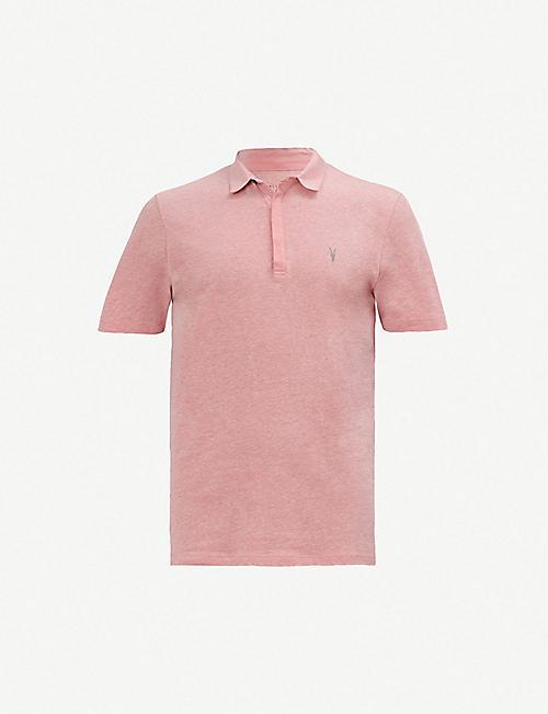 40d628b17 ALLSAINTS - Polo shirts - Tops & t-shirts - Clothing - Mens ...