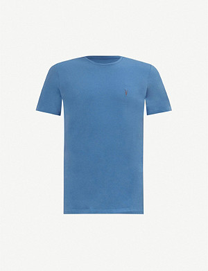 ALLSAINTS Tonic crewneck cotton-jersey T-shirt