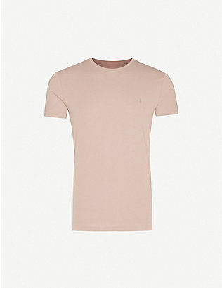 ALLSAINTS: Tonic crewneck cotton-jersey T-shirt