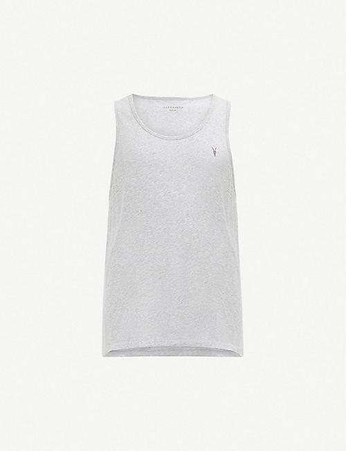 ALLSAINTS: Tonic cotton-jersey vest top