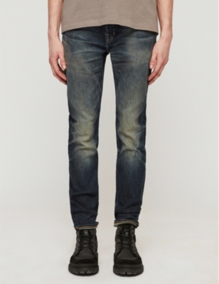 Faded Skinny Jeans by Allsaints