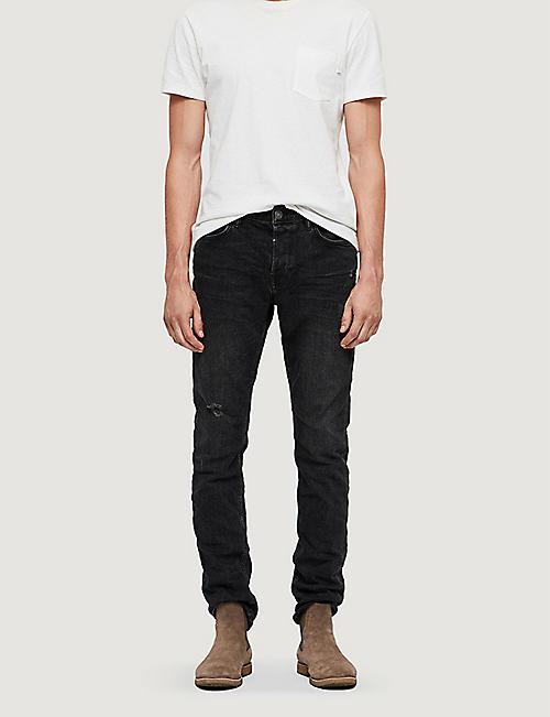 1ae764785 ALLSAINTS Rex slim-fit jeans