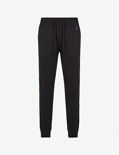 ALLSAINTS Black RAVEN SWEAT PANT XXXL