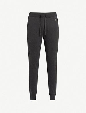 bottom price hot sales big discount of 2019 Raven slim-fit cotton jogging bottoms