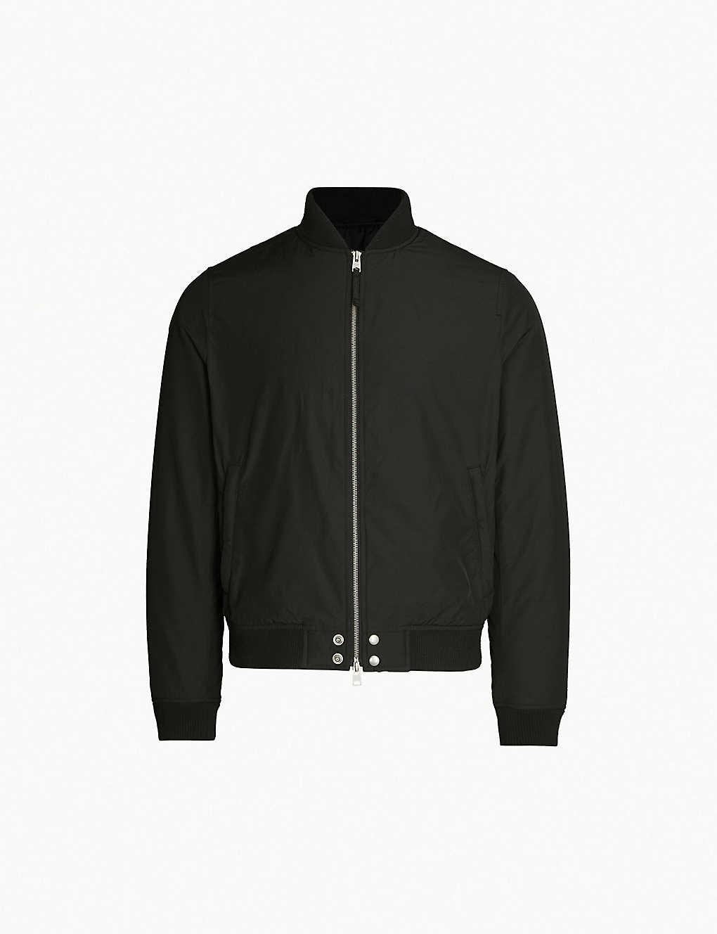 ALLSAINTS Farrier shell bomber jacket  