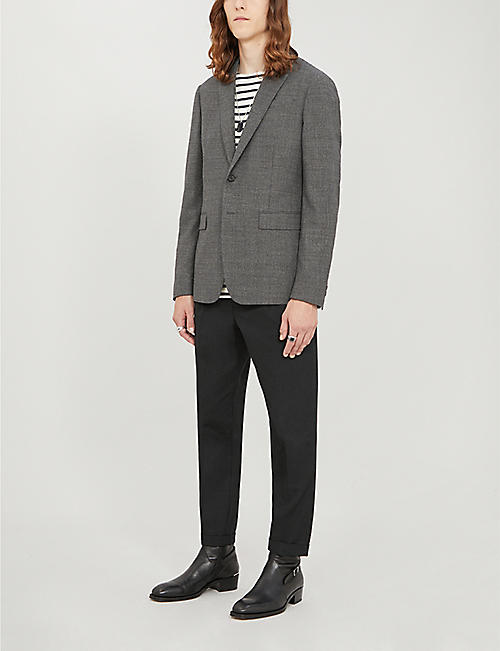 ALLSAINTS Padfield regular-fit woven blazer