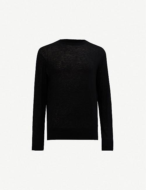 6271af1e82562 Jumpers - Knitwear - Clothing - Mens - Selfridges