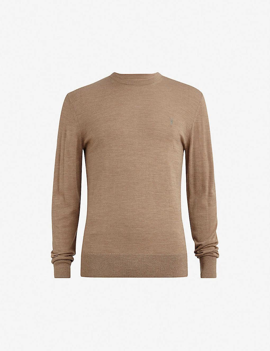 a3a8513148edf6 ALLSAINTS - Mode merino wool jumper | Selfridges.com