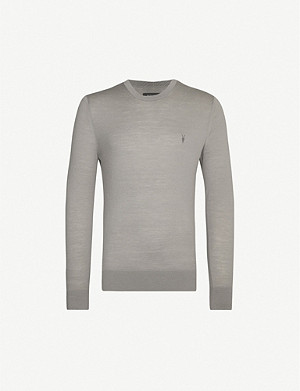 ALLSAINTS Mode merino wool jumper